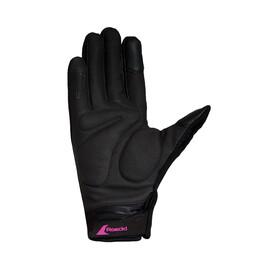 Roeckl Wanda Damen Handschuhe schwarz/pink